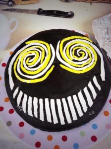 smiler cake