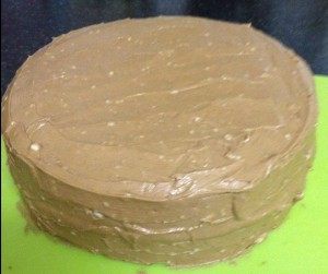 crumb coating